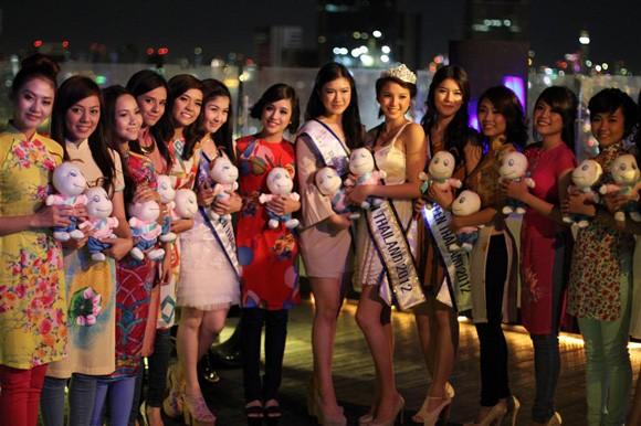 Miss Teen Việt Nam đọ sắc với Miss Teen Thái Lan ảnh 3