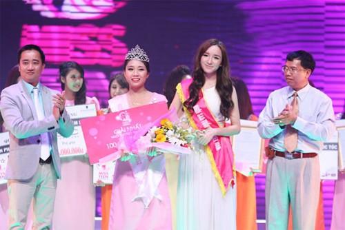 Thí sinh Hà Nội đăng quang Miss Teen 2012 ảnh 5
