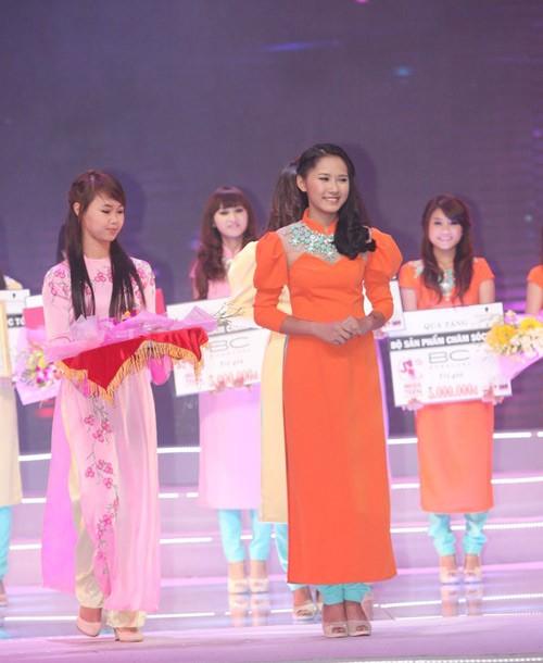 Thí sinh Hà Nội đăng quang Miss Teen 2012 ảnh 3