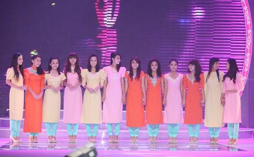 Thí sinh Hà Nội đăng quang Miss Teen 2012 ảnh 1