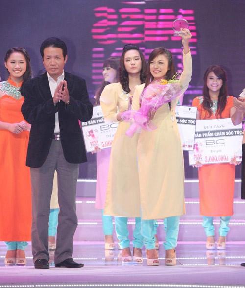 Thí sinh Hà Nội đăng quang Miss Teen 2012 ảnh 2