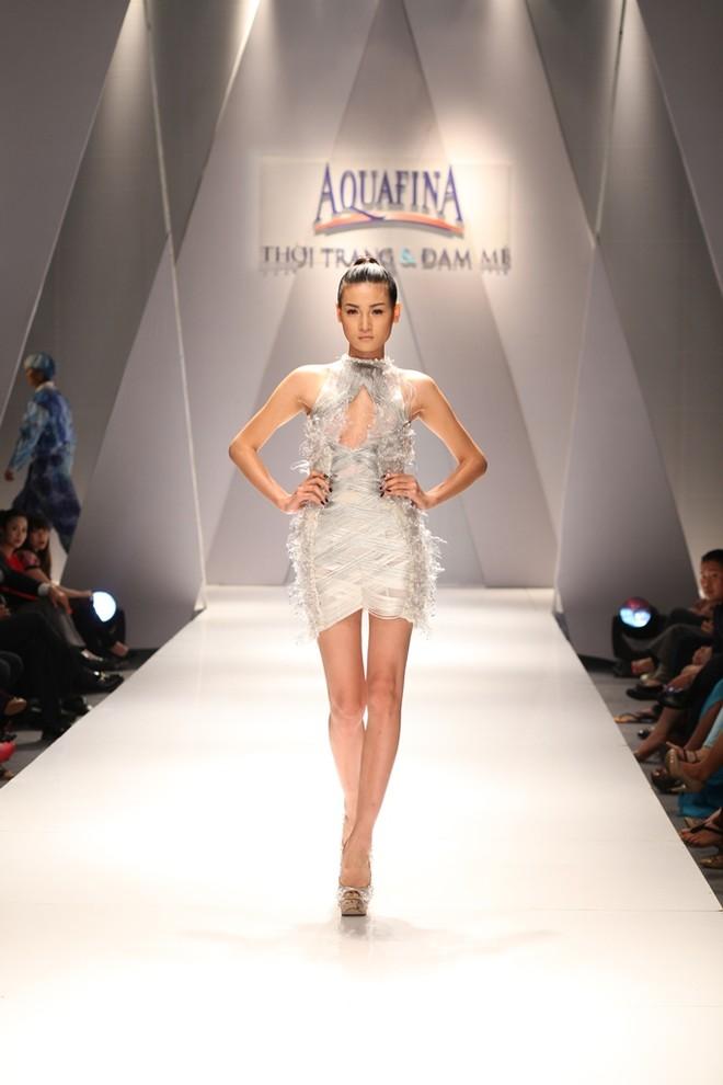 Hồng Quế, Andrea Aybar nổi bật giữa dàn người mẫu ảnh 3