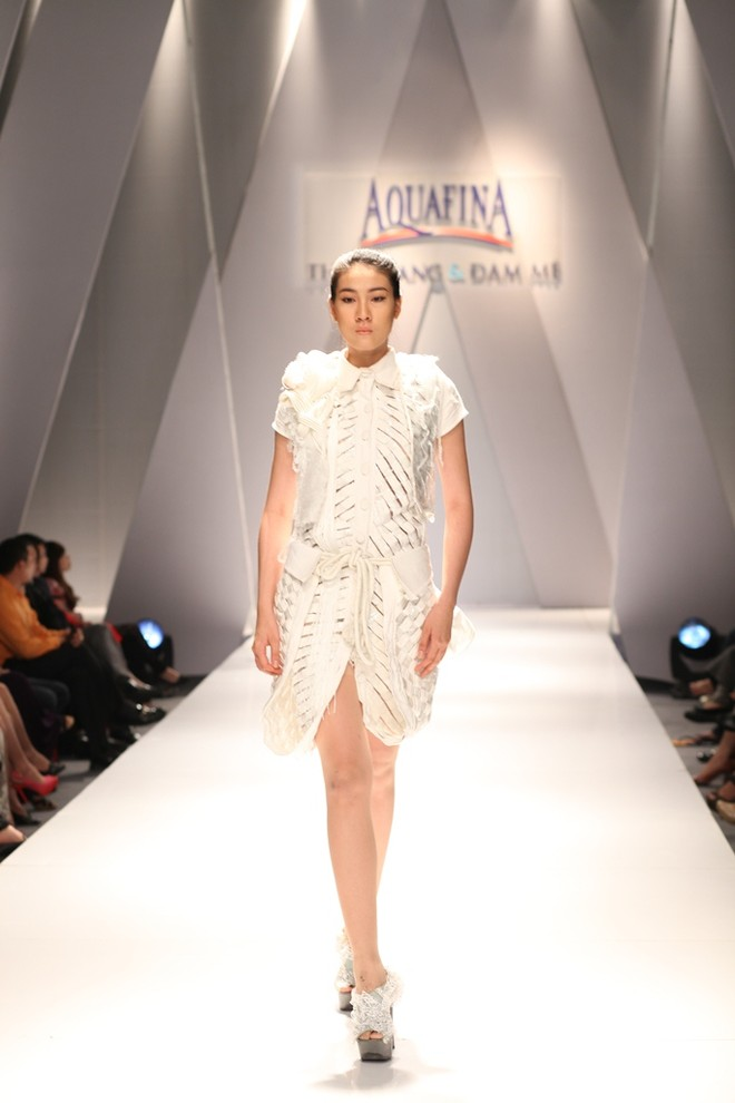 Hồng Quế, Andrea Aybar nổi bật giữa dàn người mẫu ảnh 5