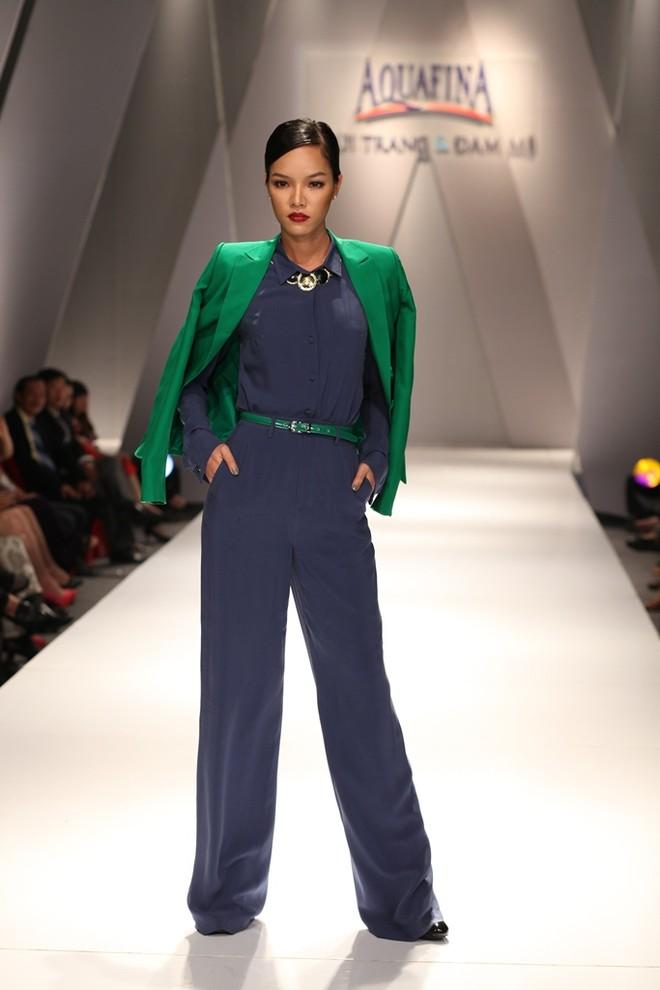 Hồng Quế, Andrea Aybar nổi bật giữa dàn người mẫu ảnh 7
