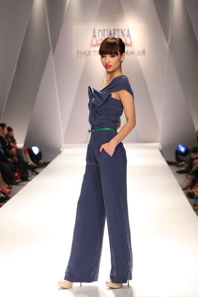 Hồng Quế, Andrea Aybar nổi bật giữa dàn người mẫu ảnh 8
