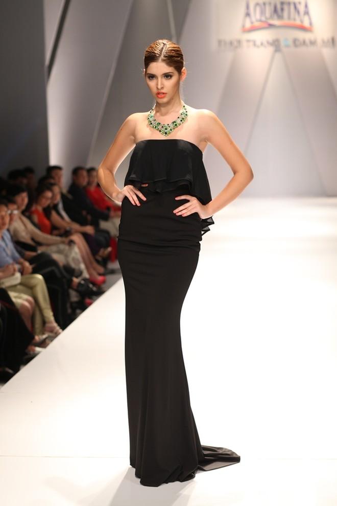 Hồng Quế, Andrea Aybar nổi bật giữa dàn người mẫu ảnh 10