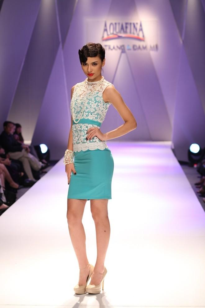 Hồng Quế, Andrea Aybar nổi bật giữa dàn người mẫu ảnh 6