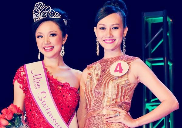 Cận cảnh nhan sắc của Tân hoa hậu Việt Nam Toàn cầu 2013 ảnh 5