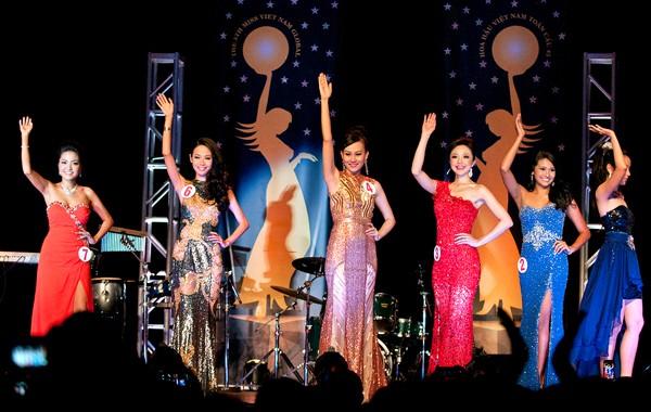 Cận cảnh nhan sắc của Tân hoa hậu Việt Nam Toàn cầu 2013 ảnh 9