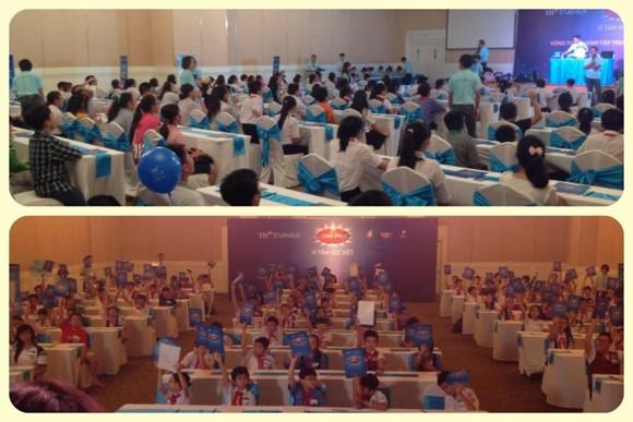 Vietnam's brainiest kid 2013 xuất hiện nhiều nhân tài nhí ảnh 1