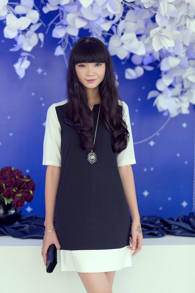 """Hà Anh, Hạ Vy cùng chung """"ghế nóng"""" cuộc thi tìm kiếm người mẫu mới ảnh 3"""