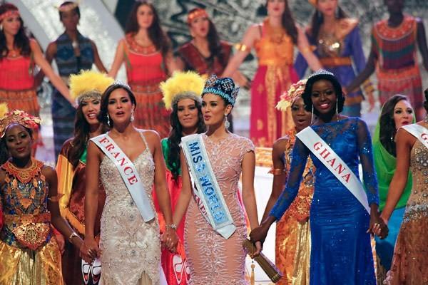 """Mỹ lên tiếng """"đòi lại"""" tân Hoa hậu thế giới ảnh 9"""