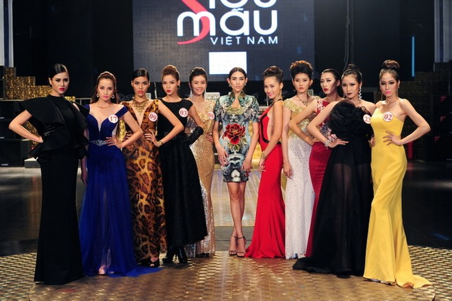 Siêu mẫu Việt Nam lộ diện 25 gương mặt xuất sắc nhất ảnh 1
