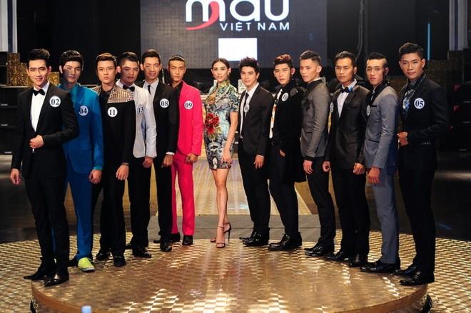 Siêu mẫu Việt Nam lộ diện 25 gương mặt xuất sắc nhất ảnh 2