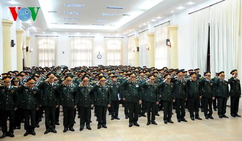 Những người cuối cùng được vào viếng Đại tướng Võ Nguyên Giáp ảnh 25