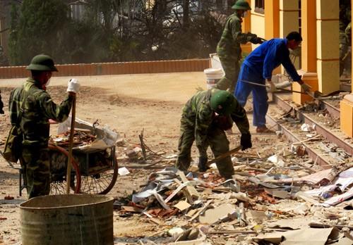 Toàn cảnh vụ nổ thảm khốc kho pháo hoa tại Phú Thọ ảnh 2