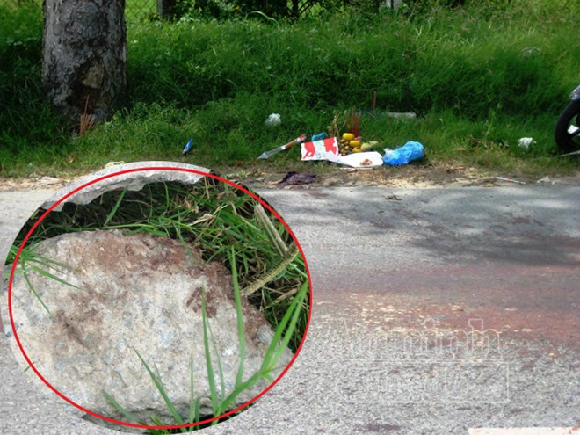 Nam thanh niên chết bất thường trên Xa lộ Hà Nội ảnh 1