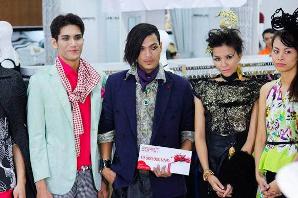 """Bị gọi là """"thảm họa thời trang"""", Kim Thoa chia tay Next top ảnh 4"""