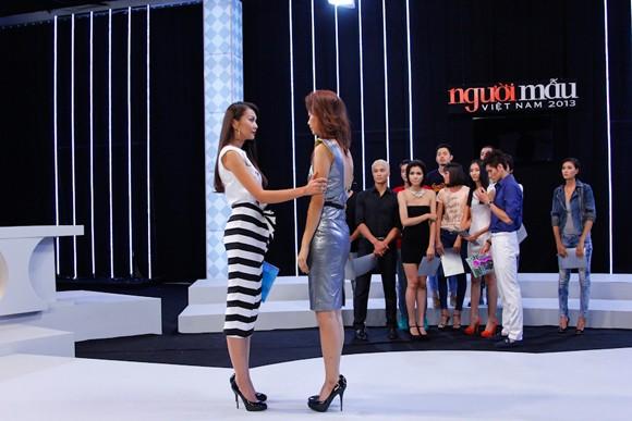 """Bị gọi là """"thảm họa thời trang"""", Kim Thoa chia tay Next top ảnh 10"""