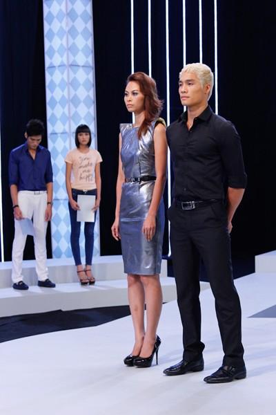 """Bị gọi là """"thảm họa thời trang"""", Kim Thoa chia tay Next top ảnh 9"""