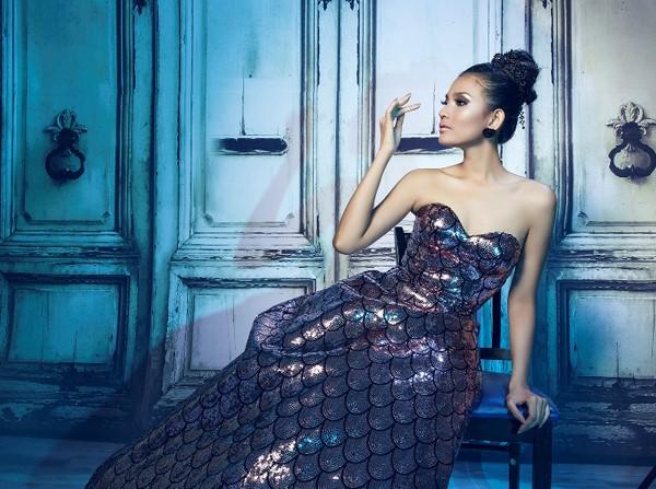 Trương Thị May quyến rũ trong những chiếc đầm dạ hội ảnh 7