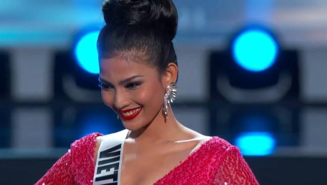 Trương Thị May tự tin diễn bikini tại bán kết Miss Universe 2013 ảnh 10
