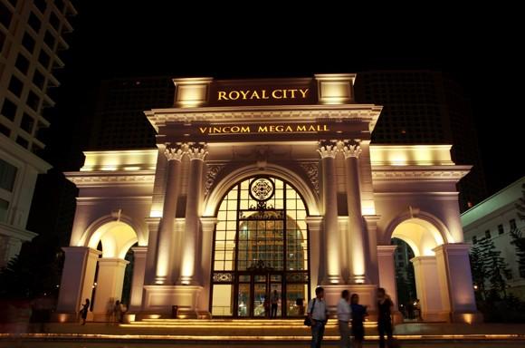 """Royal City được vinh danh """"Căn hộ tốt nhất Việt Nam 2013"""" ảnh 3"""
