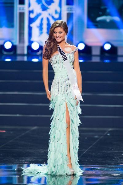 Người đẹp Venezuela đăng quang Hoa hậu Hoàn vũ 2013 ảnh 6