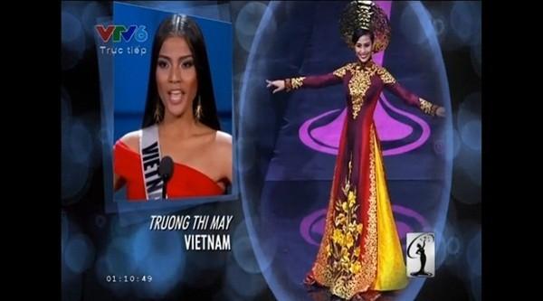 Người đẹp Venezuela đăng quang Hoa hậu Hoàn vũ 2013 ảnh 3
