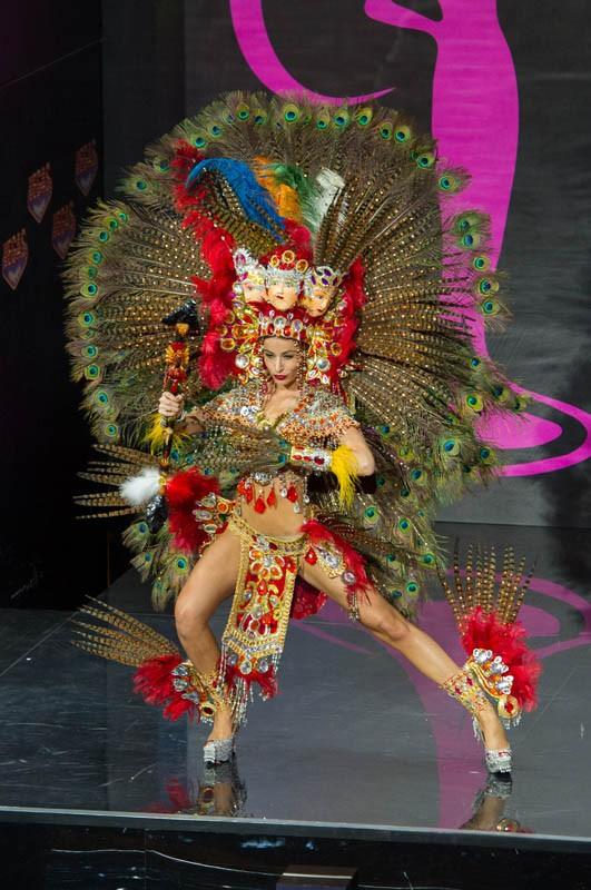 Người đẹp Venezuela đăng quang Hoa hậu Hoàn vũ 2013 ảnh 7