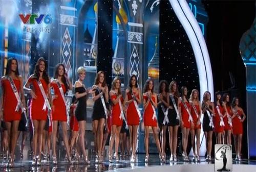 Người đẹp Venezuela đăng quang Hoa hậu Hoàn vũ 2013 ảnh 1