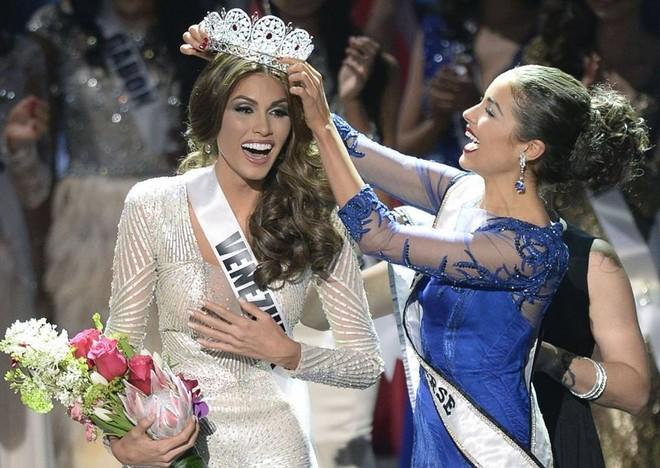 Người đẹp Venezuela đăng quang Hoa hậu Hoàn vũ 2013 ảnh 9