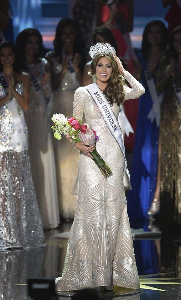 Người đẹp Venezuela đăng quang Hoa hậu Hoàn vũ 2013 ảnh 10