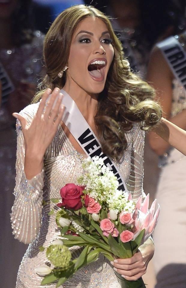 Người đẹp Venezuela đăng quang Hoa hậu Hoàn vũ 2013 ảnh 8