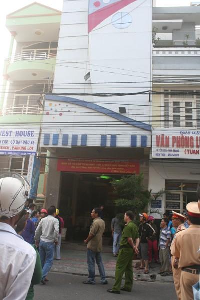 Bắt nhóm côn đồ hành hung Phó GĐ Sở GTVT Khánh Hòa ảnh 1