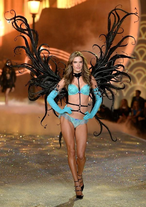 Choáng ngợp đêm diễn nội y của Victoria's Secret ảnh 14