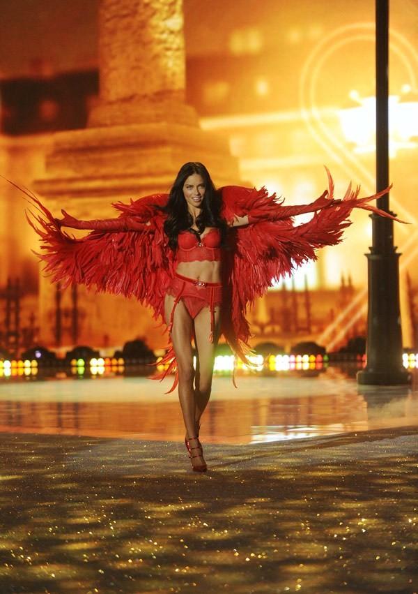 Choáng ngợp đêm diễn nội y của Victoria's Secret ảnh 15