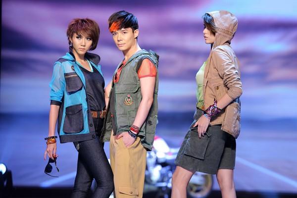 Diện thời trang Unisex, Hoàng Yến, Ngọc Quyên mang về cho thí sinh 400 triệu đồng ảnh 1