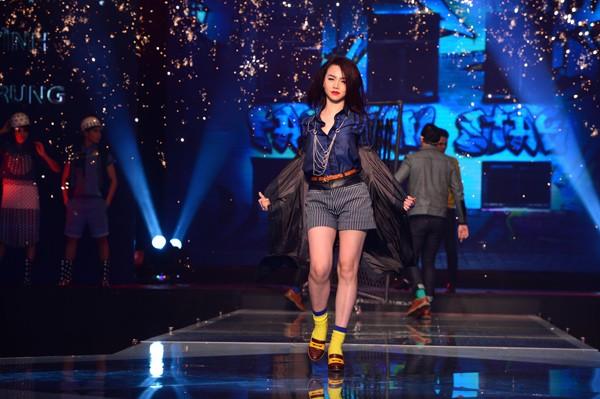 Diện thời trang Unisex, Hoàng Yến, Ngọc Quyên mang về cho thí sinh 400 triệu đồng ảnh 6