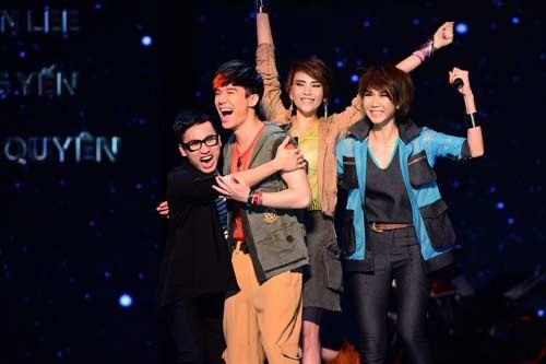 Diện thời trang Unisex, Hoàng Yến, Ngọc Quyên mang về cho thí sinh 400 triệu đồng ảnh 3