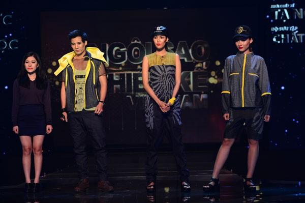 Diện thời trang Unisex, Hoàng Yến, Ngọc Quyên mang về cho thí sinh 400 triệu đồng ảnh 9