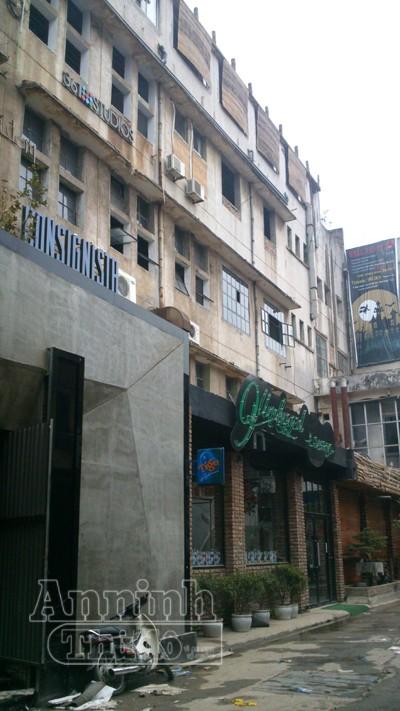 Cập nhật: Cháy lớn tại quán bar Zone 9, ít nhất 6 người chết ảnh 4