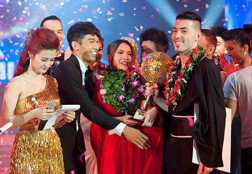 Yến Trang khoe vũ điệu bốc lửa trong Vũ điệu đam mê ảnh 1