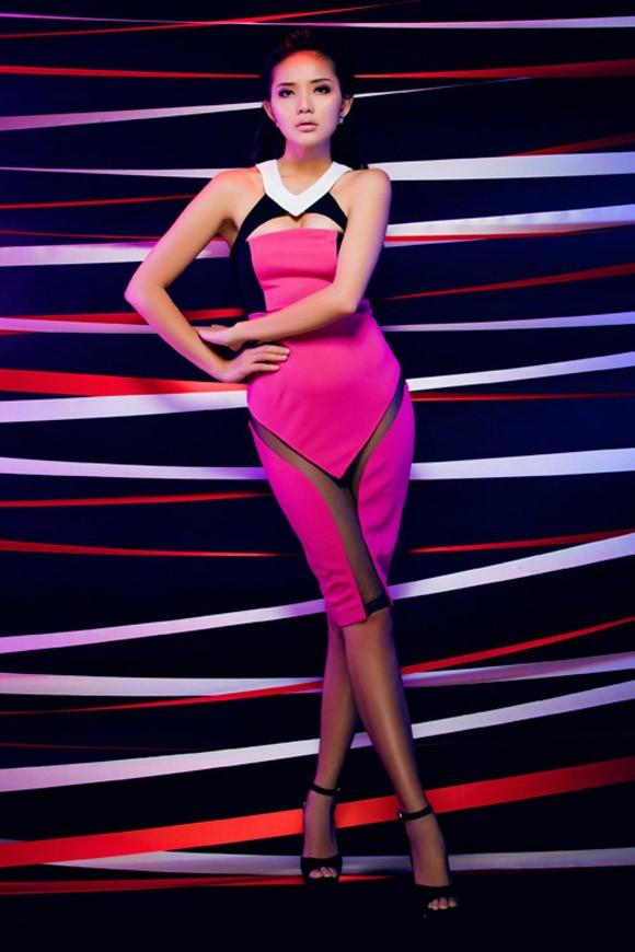 Như Thảo đại diện Việt Nam thi Top Model châu Á ảnh 5