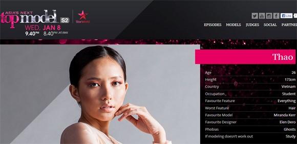 Như Thảo đại diện Việt Nam thi Top Model châu Á ảnh 1
