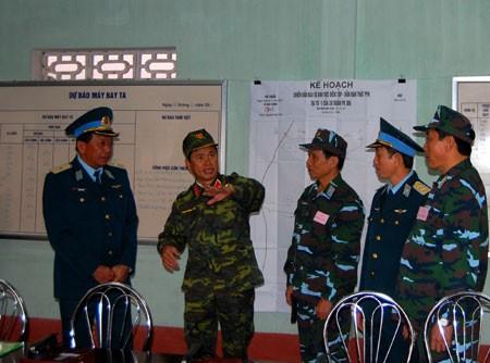 Hệ thống pháo phòng không Việt Nam khai hoả diệt mục tiêu ảnh 1