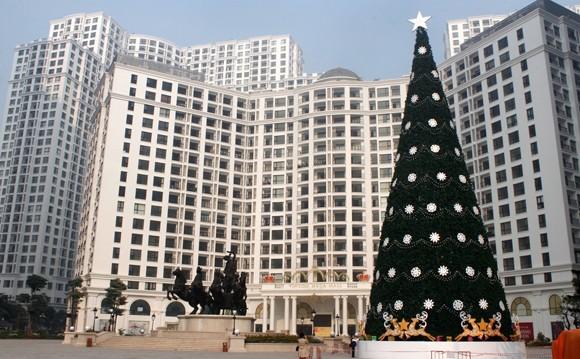 Chào đón cây thông Noel cao nhất Việt Nam 2013 ảnh 1