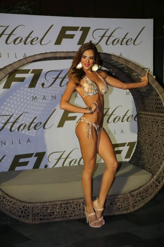 Chiêm ngưỡng vẻ đẹp nóng bỏng của tân Hoa hậu Trái đất 2013 ảnh 12
