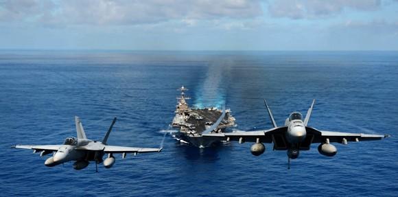Tác chiến không-biển của Mỹ vô dụng đối với Trung Quốc ảnh 1