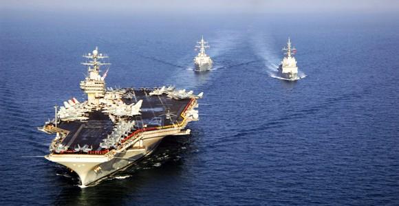 Tác chiến không-biển của Mỹ vô dụng đối với Trung Quốc ảnh 2